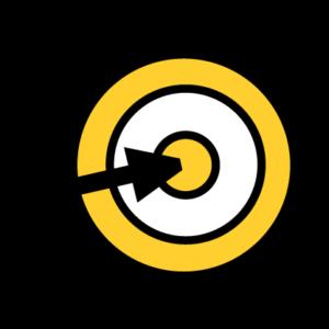 yellow bullseye icon