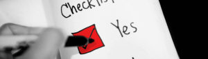 checking yes in a checkbox