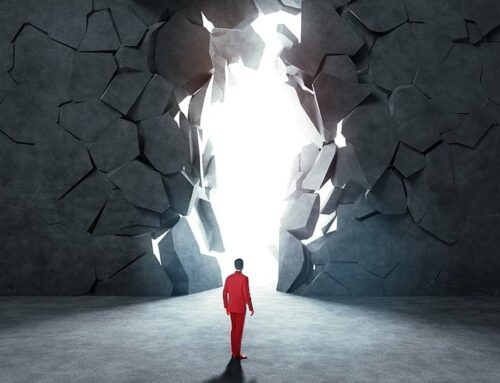 Breakthrough Creatively by Changing Your Perspective